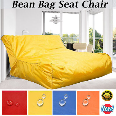Childrens Adults Bean Bag Cup Chair Kids Seat Teen Indoor Outdoor Beanbag  Gifts