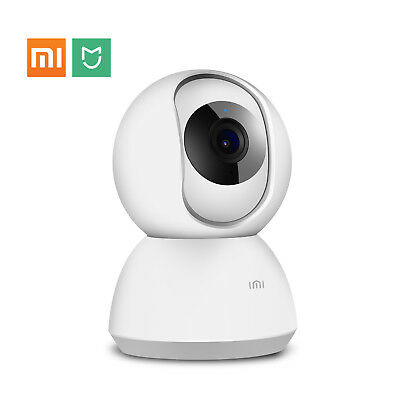 Xiaomi Mijia Wireless 1080P HD Smart Camera 360 Home WIFI Security Baby Webcam