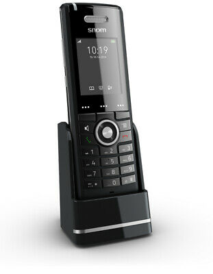 snom m65 DECT Mobilteil HD Audioqualität Farb-LCD-Display, BRANDNEU