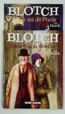 Blotch ** Tomes 1  + 2 Serie Complete  ** Eo Comme Neuf  Blutch