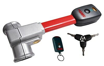 8001101X Car Alarm Steering Wheel SWAT Lock R Pro GELB