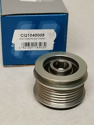 NEW CQ1040005 CQ Alternator pulley  OE REPLACEMENT