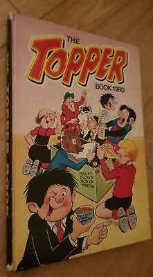 The Topper Book 1980 Annual. Unclipped