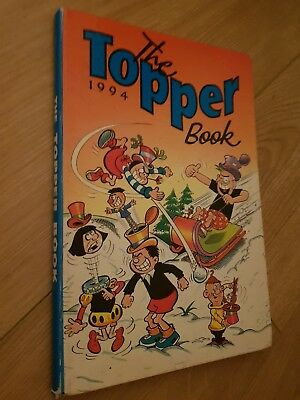 The Topper Book 1994 Annual. Unclipped