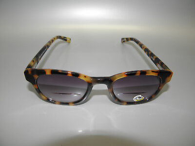 153b1966d21 Genuine Eyebobs Butch 139 All Day Reader Sunglasses +3.00 44-15 Tortoise New