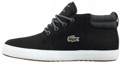 Chaussures Mid Baskets Cut Terre Ampthill Marron Lacoste Homme 318 1 T5KuF1l3Jc