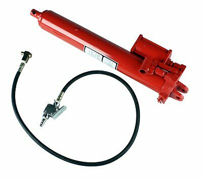 Dragway Tools 8 Ton Hydraulic and Air Long Ram for Engine Hoist Cherry Picker