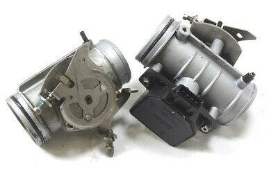 2004 BMW R1150RT R 1150 RT Throttle Body Assembly Intakes with Sensor