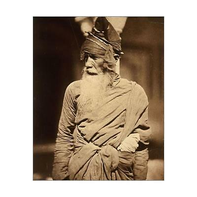 "10""x8"" (25x20cm) Print of Indian Sikh from"