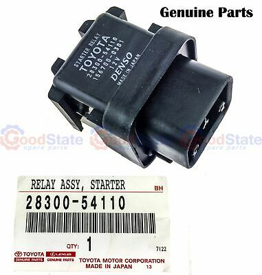 GENUINE Toyota LandCruiser 70 80 Series 1HZ 1HD T 1HD FT 4.2 Starter Motor Relay