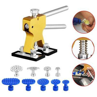 Car Body Paintless Dent Repair Kit Hail Removal Lifter Stick Puller Tab Tools