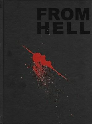 FROM HELL Hardcover by Alan Moore and Eddie Campbell