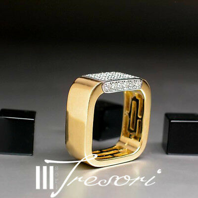 LEO WITTWER 0,52 KARAT DIAMANT RING 750 DIAMONDS 55 GOLD JUWELIER KIM u.W 3.290€