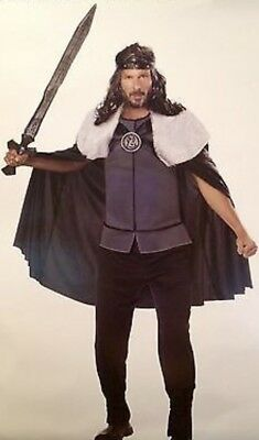 Dragon Lord Halloween Costume X-Large 46-48 New Totally Ghoul Mens Xl