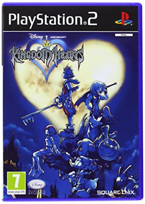 PS2-Kingdom Hearts Platinum /PS2 GAME NUOVO