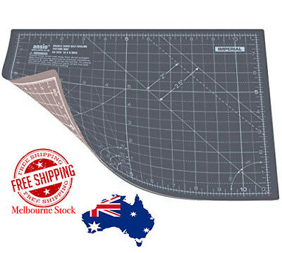 ANSIO A4 Double Sided Self Healing 5 Layers Cutting Mat