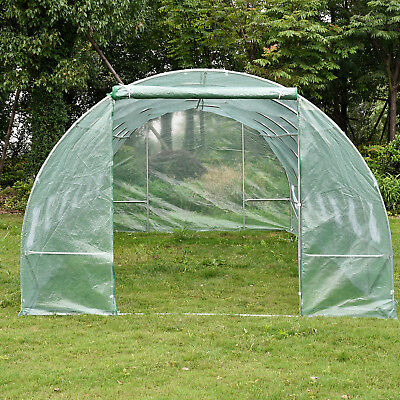 Walk-In Greenhouse 26'x10'x7' Large Size Outdoor Heavy Duty Portable Green House