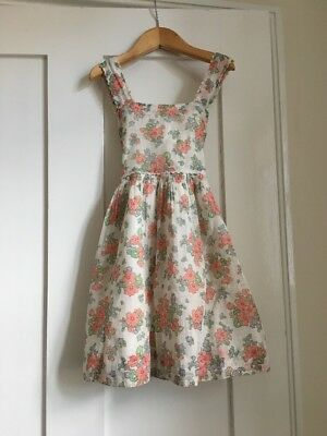 Vintage Girls Dress And Bloomers