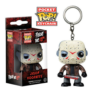 Funko POP Keychain Friday the 13th Jason Voorhees