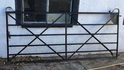19th C Wrought Iron Farm Gate £175