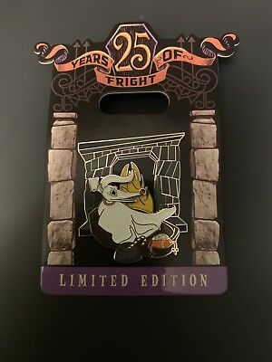 Disney Nightmare Before Christmas 25 Years Of Fright Zero Pin LE 4000 New