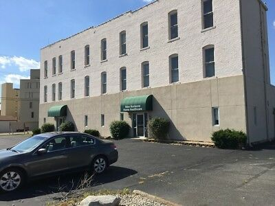 COMMERCIAL OFFICE & APARTMENT BUILDING IN MARION, INDIANA 14014 Sq Ft