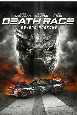 Death Race: Beyond Anarchy [New DVD] Unrated