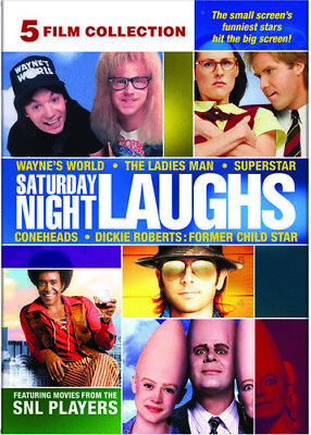 Saturday Night Laughs 5-Movie Collection [New DVD] Boxed Set, Lithograph, O-Ca