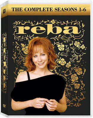 Reba: Complete Series Value Set [New DVD] Full Frame, Subtitled, Dolby