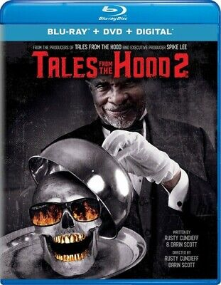 Tales From The Hood 2 [New Blu-ray] With DVD, 2 Pack, Digital Copy