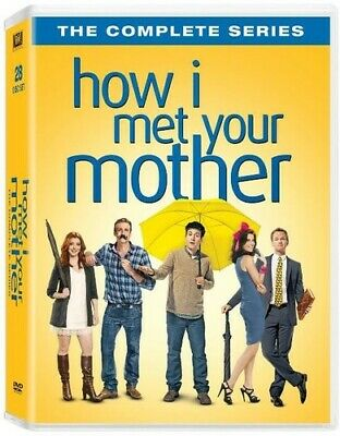 How I Met Your Mother: Complete Series Value Set [New DVD] Dolby, Subtitled, W