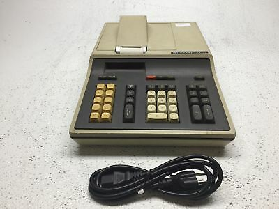 Vintage HP Hewlett Packard 46 HP-46 Electronic Calculator - TESTED & WORKING