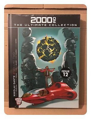 2000 AD: The Ultimate Collection Nikolai Dante: Volume 2 Issue 12 - Book - New