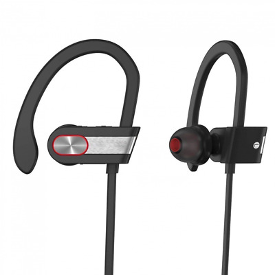 Bluetooth Headphones Wireless Earbuds Waterproof HD Stereo Sports Music Headset