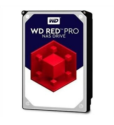"Western Digital Hard Disk Drive WD6003FFBX 3.5"" 6TB SATA 256MB  Desktop RED PRO"