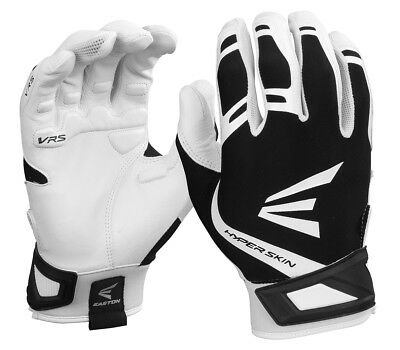 Easton ZF7 VRS Hyperskin Women's Fastpitch Softball Batting Gloves, New