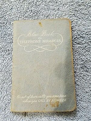 Southern Bell Telephone and telegraph co. Blue Book (ott)