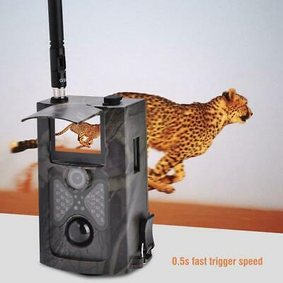 16MP HD Hunting Camera Photo Trap Night Vision 1080P Video Trail Wildlife Cam SD