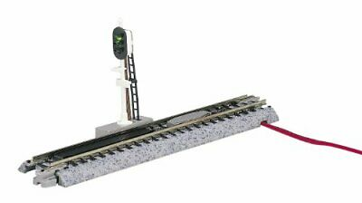 """Kato 20-605 N 124mm 4-7/8"""" Automatic 3-Color Signal Track"""
