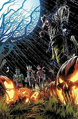 AVENGERS HALLOWEEN SPECIAL 1 1st PRINT NM PRE-SALE 10/31