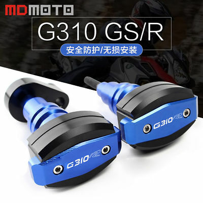 For BMW G310R 16-18engine protector accessories Frame Sliders Crash Protector