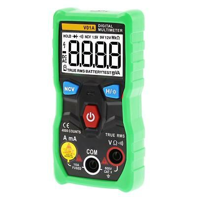 ANENG V01A Auto Range True RMS Digital Multimeter Current Continuity Tester xi