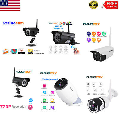WiFi IP Camera Wireless CCTV Home Video Security Network Webcam Night Vision USA