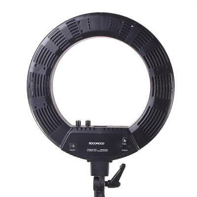 """18"""" LED Ring Light 50W 5500K Dimmable Continuous Lighting Photo Video Stand Kit#"""