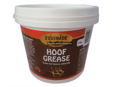 Equinade Hoof Grease 2kg horse natural care stockholm tar moisturise ACP-167