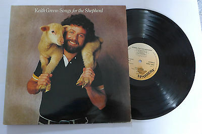 Keith Green -- Songs for the shepherd -- 1982 LP