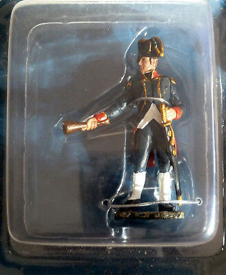 Hachette Admiral Liniois 1/30 #148 MIB OVP King & Country