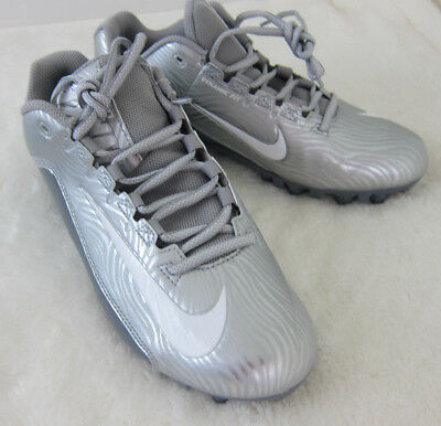 NIKE SPEEDLAX Lacrosse Cleats Shoes Womens 9.5 Gray 807158010 NEW