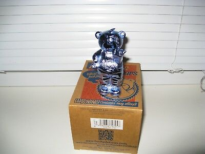 Bad Taste Bears - BTB Bear 368 Big Shorty Metallic Blue Variation 1/48 (NEU/OVP)