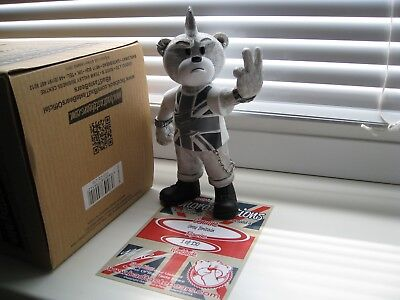 Bad Taste Bears - BTB Bear BOB-1 - Spunky Grey Britain Variation 1/150 (NEU/OVP)